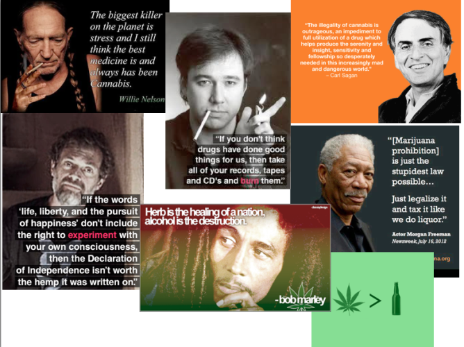 quotes about marijuana