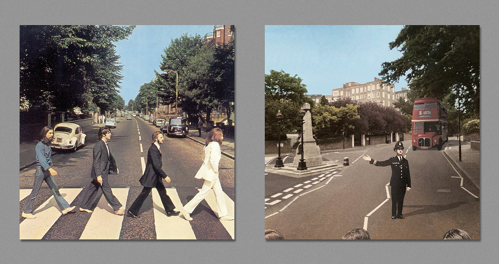 dark side beatles abbey road
