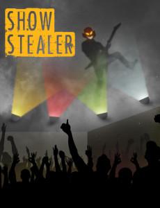 Show stealer musician's ebook