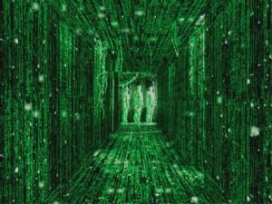 the matrix lsd