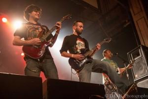 alphadark band