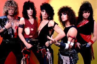 Ratt - glam band