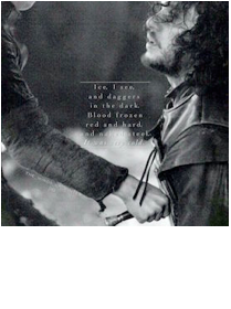 jon snow stabbed