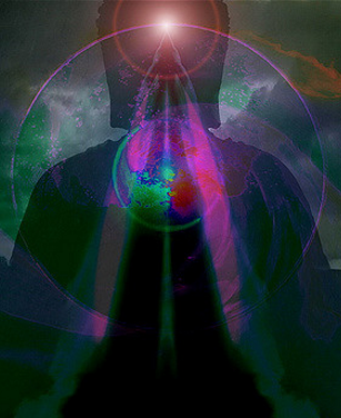 psychedelic shaman
